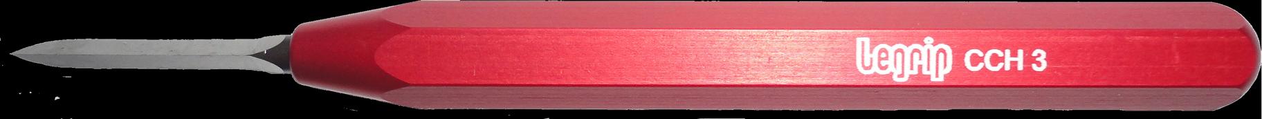 Set CCH 301 , Alu Griff <br/>mit Schaber, auswechselbar Image